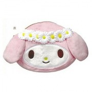 My Melody Fluffy Furry Pencil Case Carle