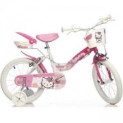 Детско колело Hello Kitty Scandinavia, 16 инча, Dino Bikes, 120116759