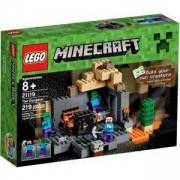 Конструктор Лего Майнкрафт - Тъмницата - LEGO Minecraft, 21119