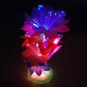 1pc cor mudança levou sala de lâmpada do banheiro lâmpada de luz originalidade cabeceira lamparina luz colorida