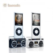 Coluna Boombox iPhone/iPod