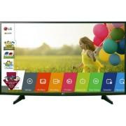 """Televizor LED LG 109 cm (43"""") 43LH5100, Full HD, CI+ + Suport Perete Cabletech, 23"""" - 42"""" (Negru)"""