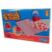 Best Board Games for the Whole Family and Friends - Word Battle Game - Sunken Game - 4 In A Row Game - Fall & Win Board Game - Who's Who Game - Brave Doctor Game - Lucky Lotto Game (Lucky Lotto)