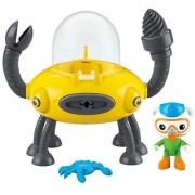 Octonauts Claw and Drill GUP-D Playset