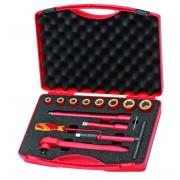 VDE-Werkzeugsatz 14-teilig im Koffer - VDE 1001