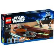 Lego Star Wars Geonosian Starfighter