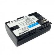 iSmartdigi LP-E6 7, 4V 1800mAh Lithium Batterie pour Canon EOS 60D / EOS 5D Mark II / EOS 7D