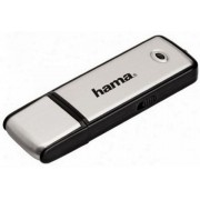 Stick USB Hama FlashPen Fancy, 16GB (Argintiu)