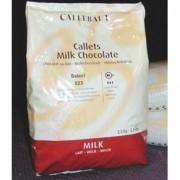 Callebaut Milk 823 Calets 34% 2.5kg