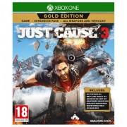 Игра Just Cause 3 Gold Edition за Xbox One (на изплащане), (безплатна доставка)