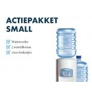 Waterkoeler actiepakket small