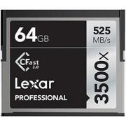 LEXAR Cartão CFast 2.0 Professional 64GB 3500x