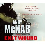 Exit Wound by Andy McNab
