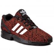 Обувки adidas - Zx Flux BY9415 Cblack/Ftwwht/Futhar