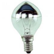 Osram Glödlampa toppförspeglad litet klot klar 40W 330lm 2700K E14