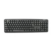 Intex Slim Cube USB Keyboard ,Black
