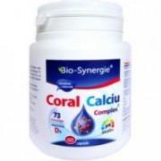 Calciu coral complex 60cps BIO-SYNERGIE
