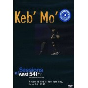 Keb'Mo' - Sessions at West 54th: Recorded Live in New York (0074645023793) (1 DVD)