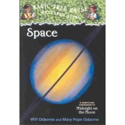 Space: A Nonfiction Companion to Midnight on the Moon by Mary Pope Osborne