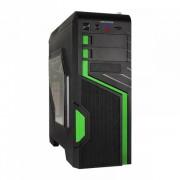 Cooltek GT-04 Green - ATX Midi-Tower USB3