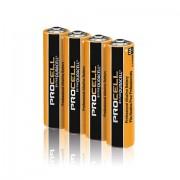 Duracell Industrial AAA Batterij (4 stuks)
