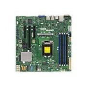 SUPERMICRO X11SSL-F - Motherboard - Mikro-ATX - LGA1151 Socket - C232 - USB 3.0
