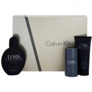 Calvin Klein Dark Obsession for Men coffret I. Eau de Toilette 125 ml + deo stick 75 ml + bálsamo after shave 100 ml