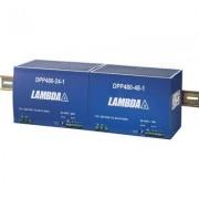 DIN kalapsín tápegység DPP480-24, TDK-Lambda (510891)
