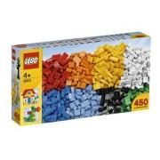 Lego Bricks & More Basic Bricks - Large 450pieza(s) - bloques de construcción para niños (Multi)