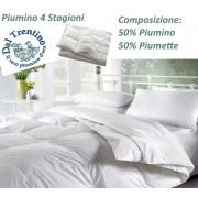 2 Veri Piumini OCA piumino del Trentino 4 stagioni letto matrimoniale