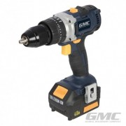 GMC 18V Brushless Combi Hammer Drill - GMBL18CH 964864 5024763159336