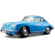 Bburago 118 P 356B Cabriolet 1961 Blue