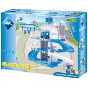 Wader: Aral 3 szintes garázs