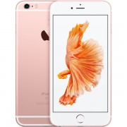 iPhone 6s Plus de 128 GB Color oro rosa Apple (MX)