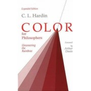 Color for Philosophers by C. L. Hardin