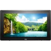 Monitor LED 23.6 AOC a2472Pw4t BK Full HD IPS 5ms