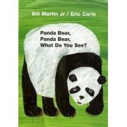 Panda Bear, Panda Bear, What Do You See? by Bill Martin