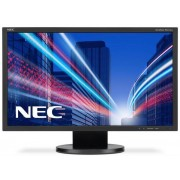 "Monitor TN LED Nec 21.5"" AS222WM, Full HD (1920 x 1080), DVI, VGA, 5 ms, Boxe (Negru) + Lantisor placat cu aur cu pandantiv in forma de lup de mare"