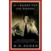 As I Walked out One Evening by W. H. Auden