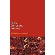 Digital Games and Learning by Professor Paul Maharg