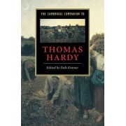 The Cambridge Companion to Thomas Hardy by Dale Kramer