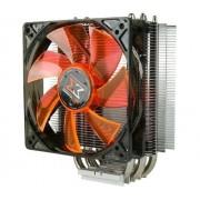 Xigmatek Achilles S1284C Ventola per CPU, Nero