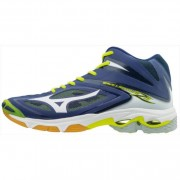 mizuno Herren-VolleyballschuhWAVE LIGHTNING Z3 MID - blue depths/white