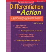 Differentiation in Action by Judith Dodge