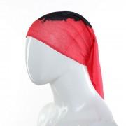 multifuncion Guevara magia modelo bufanda / venda / velo - rojo