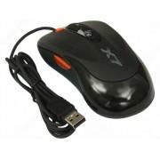 Mouse A4TECH; model: X-705K; NEGRU; USB