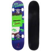 Skate Radical Iniciante Little Frankie Skateboard Shape 80x19 Bel Sports - 401900