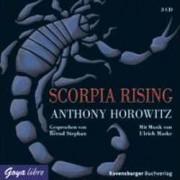 Alex Rider 09. Scorpia Rising by Anthony Horowitz