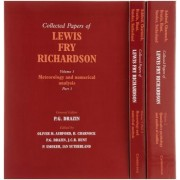 The Collected Papers of Lewis Fry Richardson 2 Volume Paperback Set by Ian Sutherland