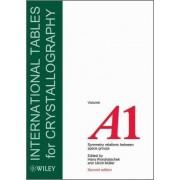 International Tables for Crystallography: v. A1 by Hans Wondratschek